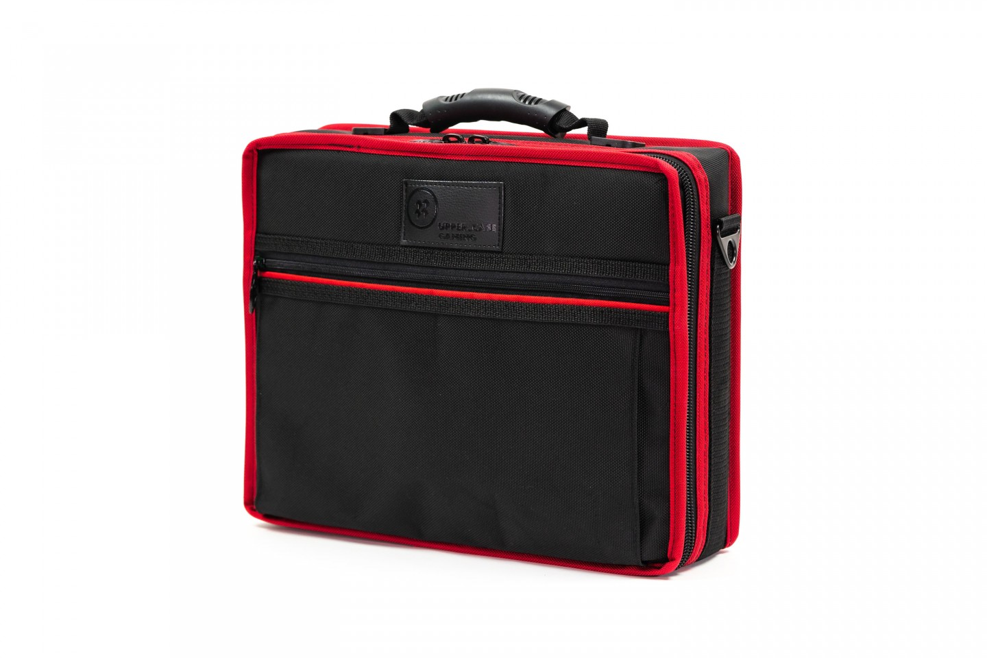 <h1>CS Tournament Solo (Red)</h1><p>Gaming Bag for Nintendo Switch</p>