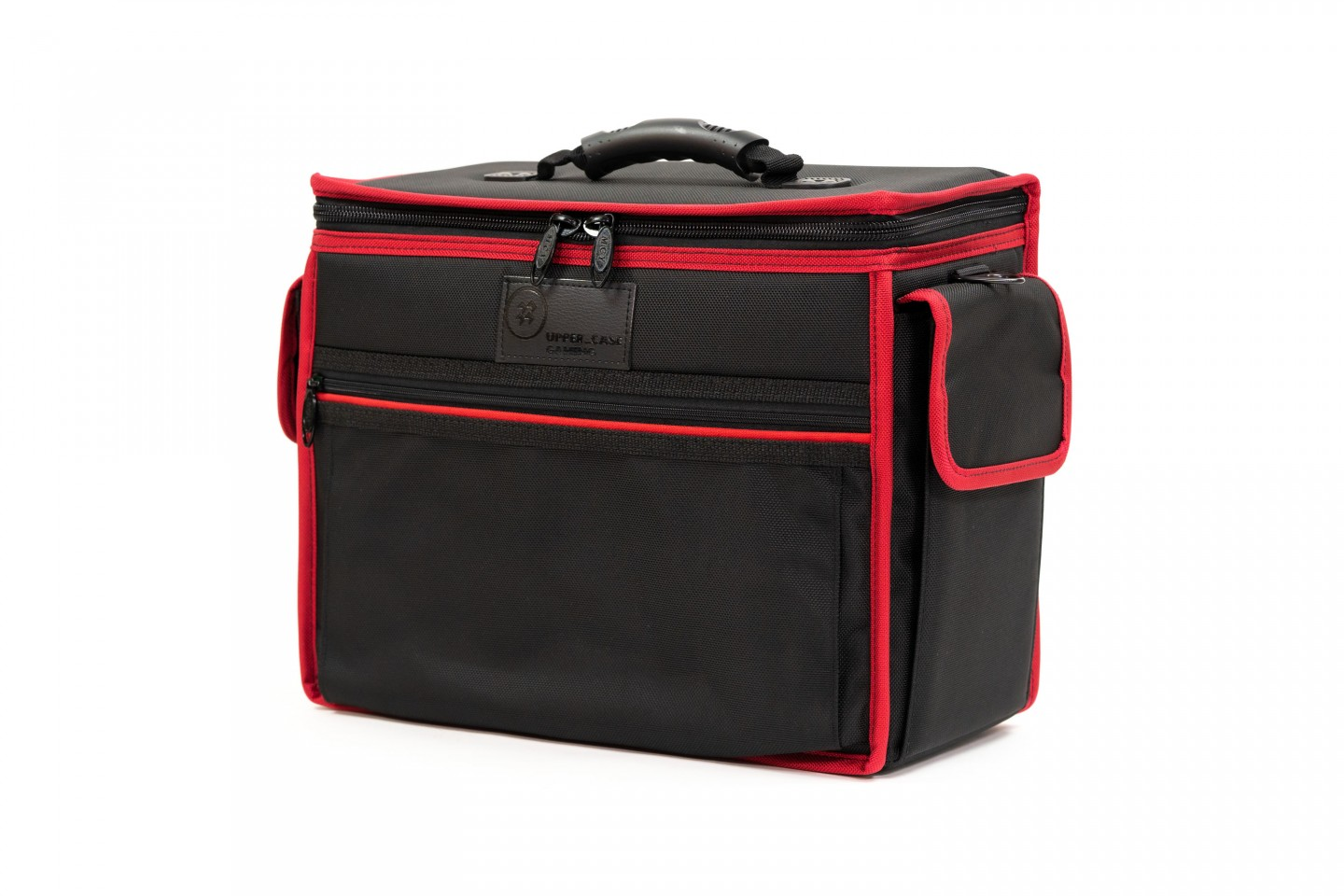 <h1>CS Tournament Duo (Red)</h1><p>Gaming Bag for Switch/XB1/PS4</p>